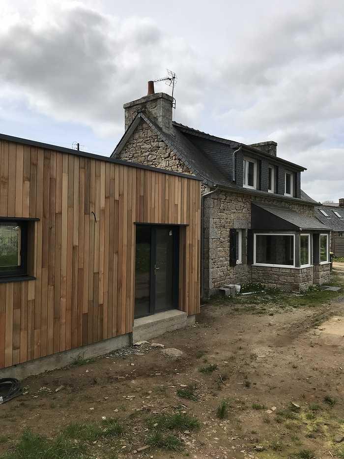 Extension et rénovation résidence secondaire - Louargat img2048