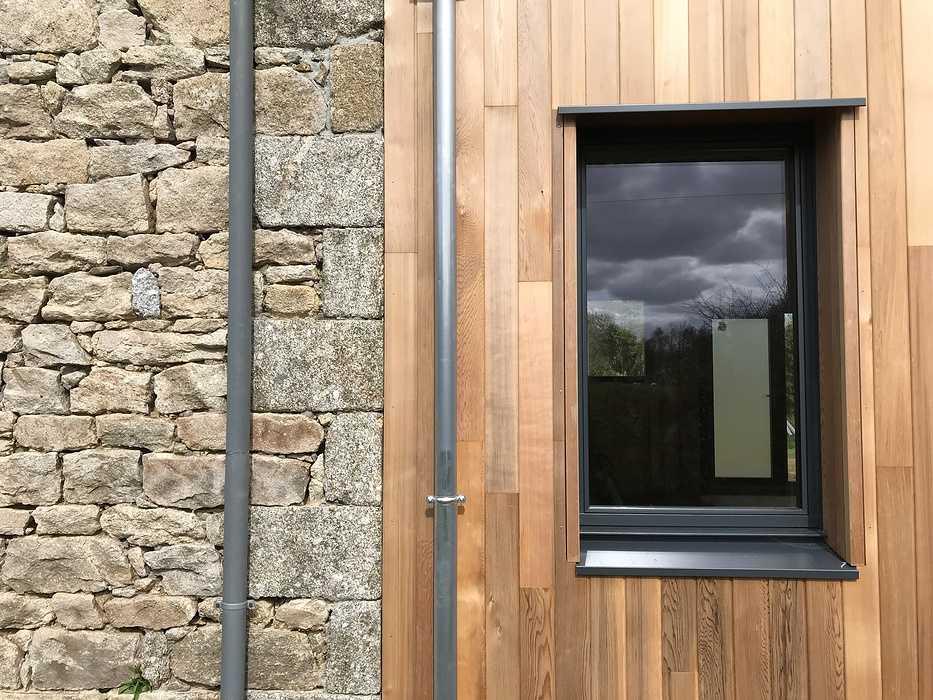 Extension et rénovation résidence secondaire - Louargat img2053
