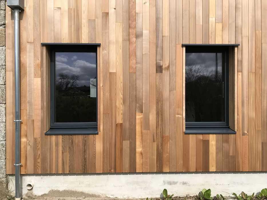Extension et rénovation résidence secondaire - Louargat img2054