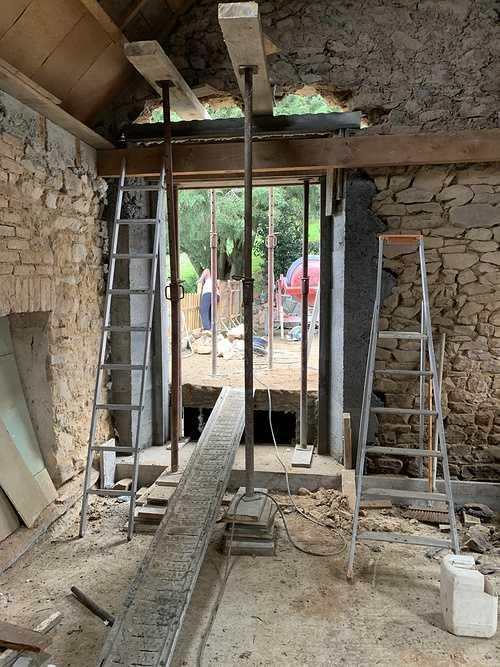 Rénovation espace pour enfants - Pontrieux img3185