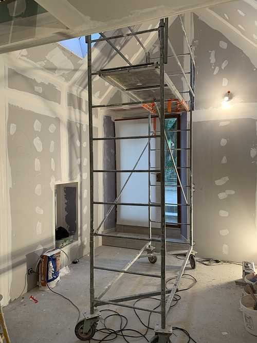 Rénovation espace pour enfants - Pontrieux img5784
